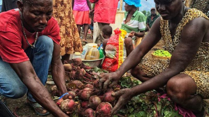 Les Haïtiens sont devenus plus pauvres en 2017, selon les chiffres de l`IHSI
