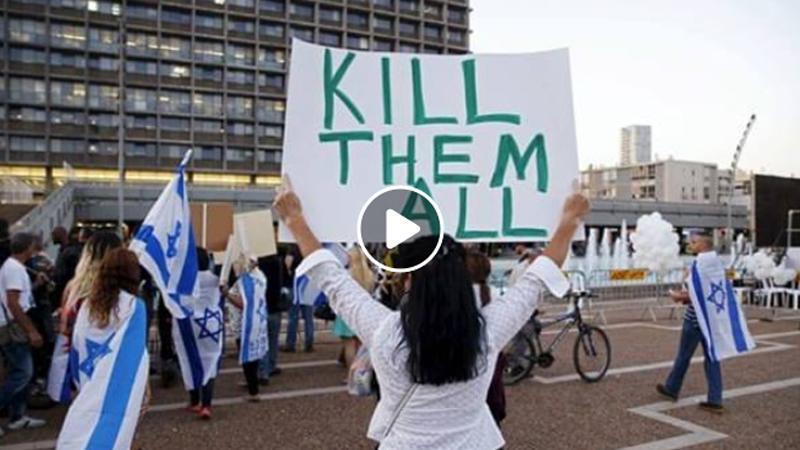 """Manifestations en Israël : """"Les Négros en Afrique !"""""""