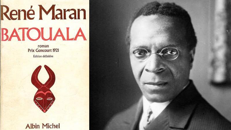 René Maran. La France, l'Afrique et la littérature (Dakar)