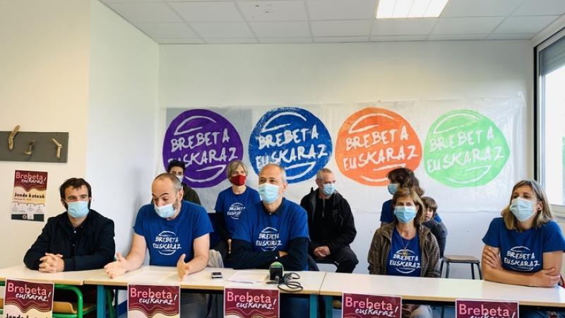 Brevet en basque : mobilisations pour défendre les droits des élèves