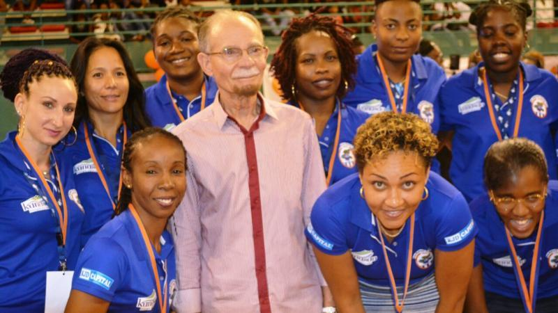 Finales de basket et de volleyball : quand MARTINIQUE 1è zappe Chaben