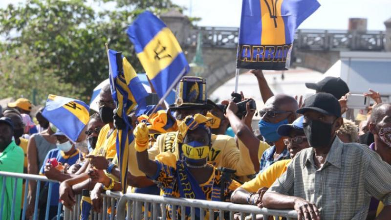 Barbados celebrates 54 years of Independence