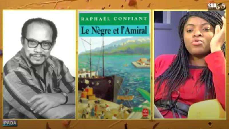 PALABRES AUTOUR DU ROMAN : « Le Nègre et l'Amiral » de RAPHAËL CONFIANT