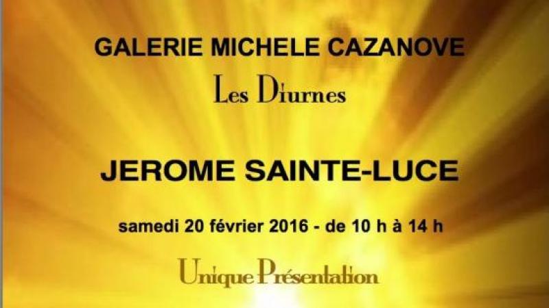 JERÔME SAINTE-LUCE : LES PASSEURS D'AMES…