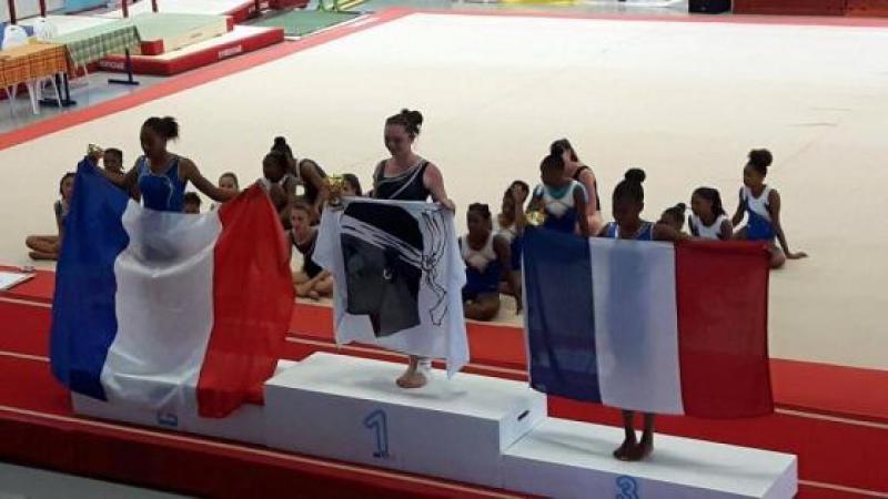 """21è """"Jeux des îles"""" : la Martiniquefrance sort première"""