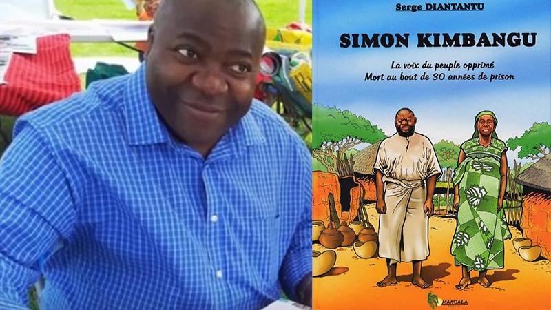 « Simon KIMBANGU,  la voix du peuple opprimé » de Serge DIANTANTU (Bande dessinée)