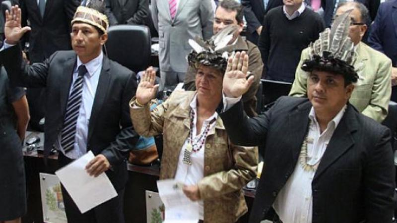 FUTURO VENEZOLANO EN MANOS INDIGENAS