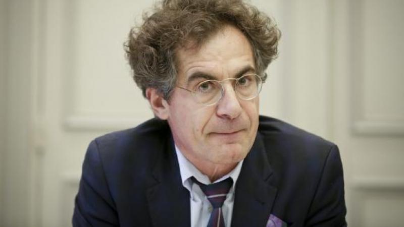 """Étienne Klein : """"Mon pavé 2018 c'est le combat contre le populisme scientifique"""""""