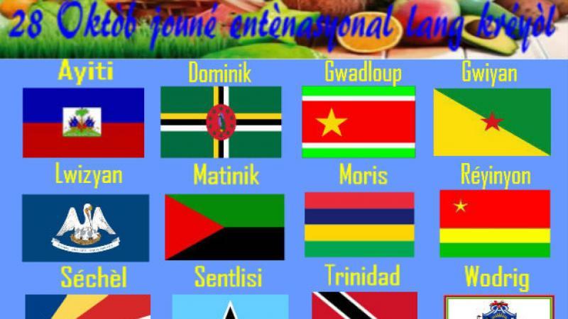 """Octobre """"Mois du créole"""" partout dans le monde, sauf en Martinique"""