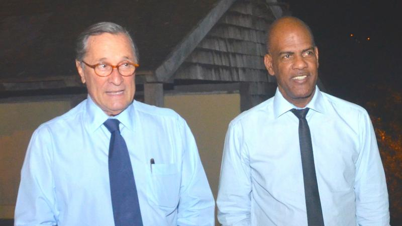 Le nom de Bernard Hayot et du Groupe GBH ne figurent pas dans le rapport parlementaire de Serge Letchimy