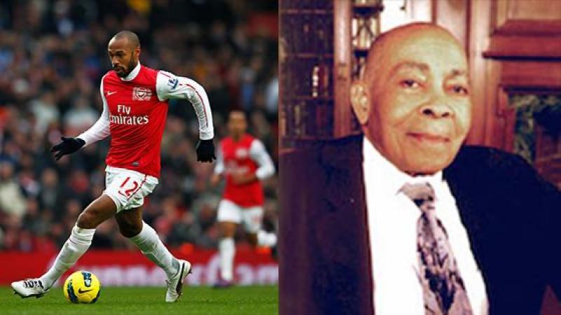 Vous connaissez Thierry Henry, mais pas Warren Elliot Henry...