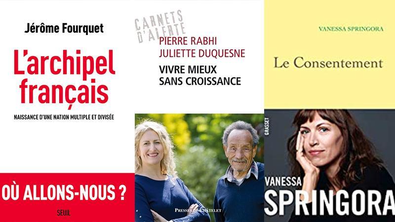 Camille Moutoussamy : mes 3 livres de l'année 2020