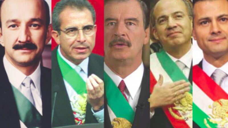 Vers un referendum pour juger trois anciens présidents au Mexique