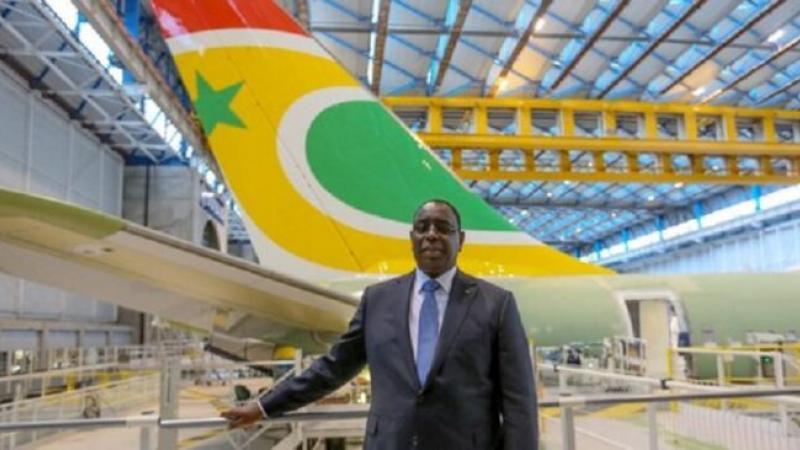 Airbus A320 Neo : L'avion de Macky serait 2 fois plus cher que celui de Macron