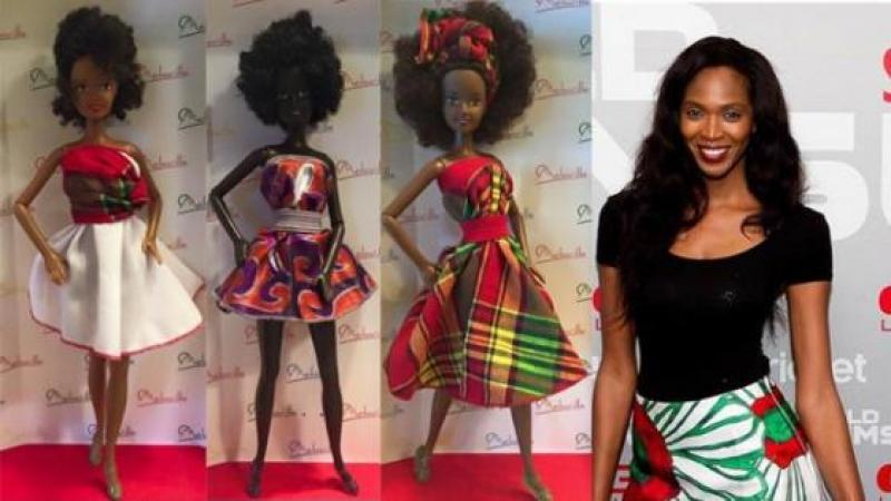 ST. LUCIAN LAUNCHES BLACK DOLL COLLECTION