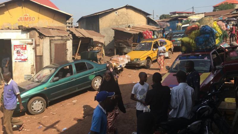 """À Mamou, la jeunesse guinéenne a été prise d'une """"fièvre"""" de la migration"""