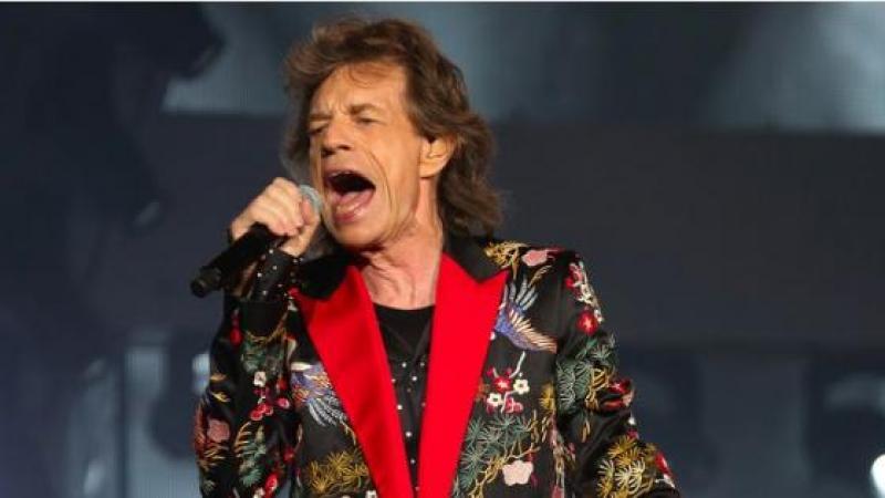 Mick Jagger, 74 ans, en couple avec une jeune femme de 22 ans ?