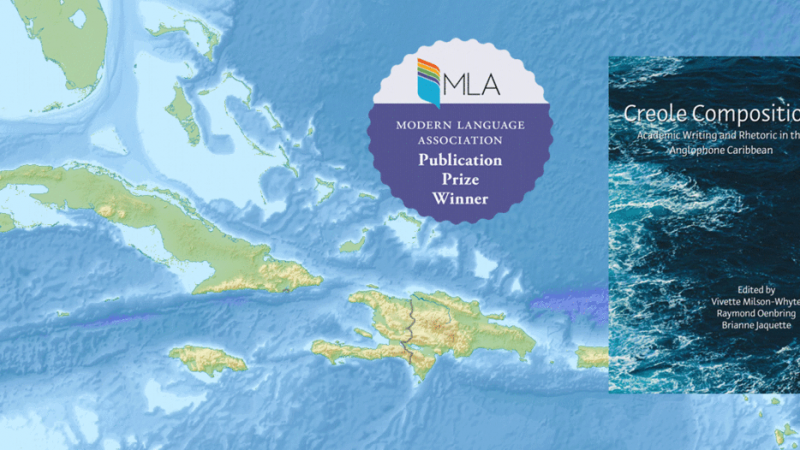 MLA Prize for Creole Composition