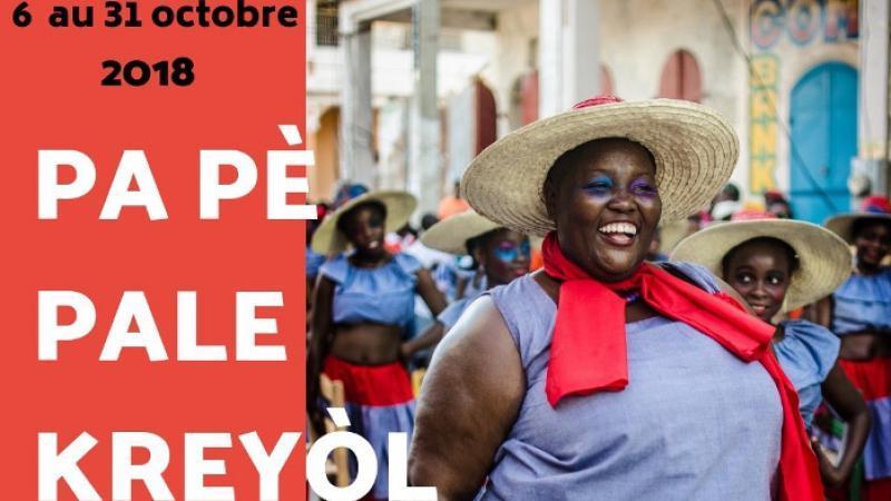Mwa kreyòl la nan Monreyal 2018 - 17èm edisyon : Pa pè pale Kreyòl