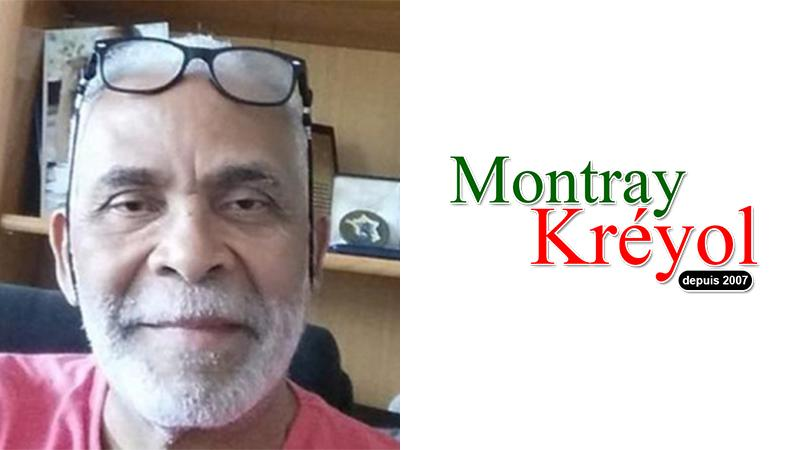 Yves-Léopold Monthieux soutient MONTRAY KREYOL