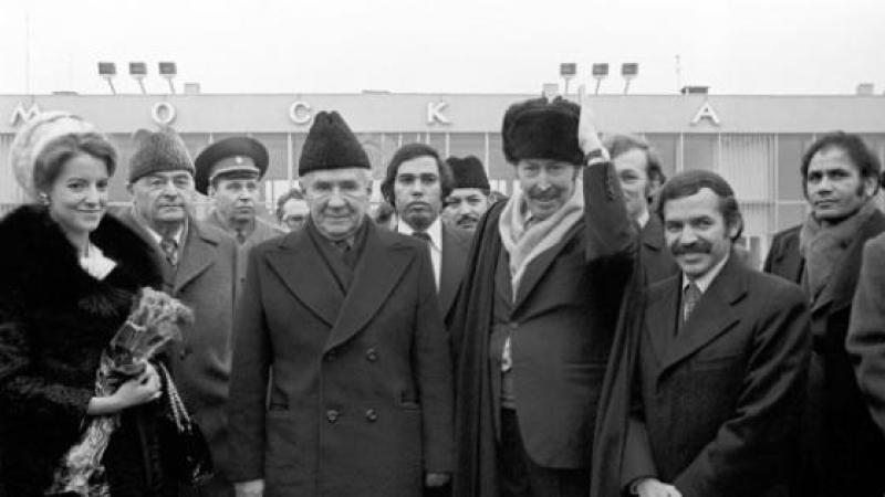 Disparu il y a 38 ans: Une des dernières photos de Houari Boumediene