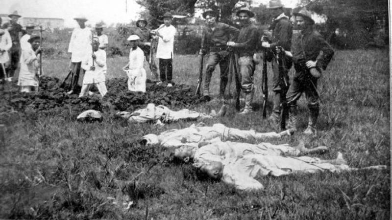 Un génocide oublié: 3 millions de Philippins massacrés par les Américains au début du XXème siècle