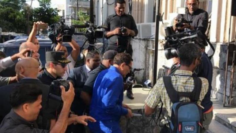 ARRESTATION TOT LUNDI MATIN, DU MINISTRE DOMINICAIN DE L'INDUSTRIE POUR CORRUPTION