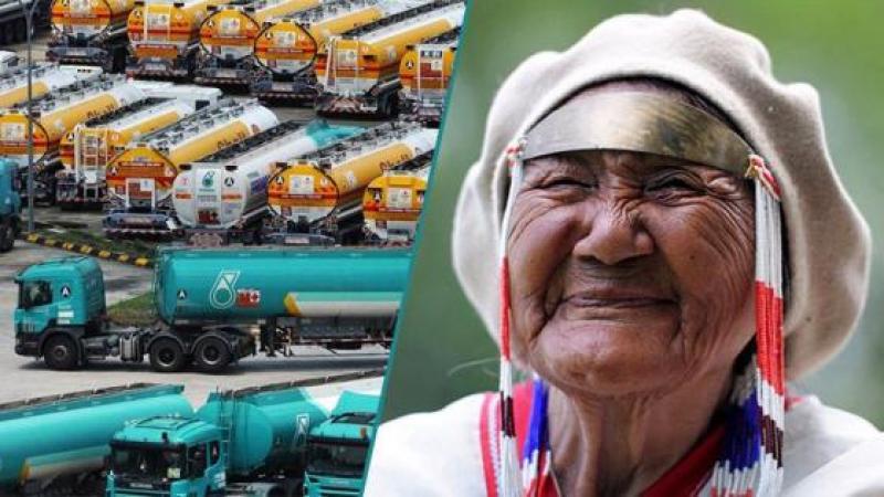 Une tribu aborigène refuse 1 milliard de $ d'une compagnie pétrolière