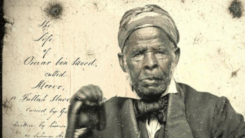 D'érudit musulman à esclave en Amérique : l'histoire d'Omar Ibn Said