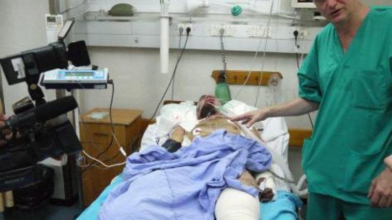 Israël utiliserait le DIME, une arme particulièrement effroyable