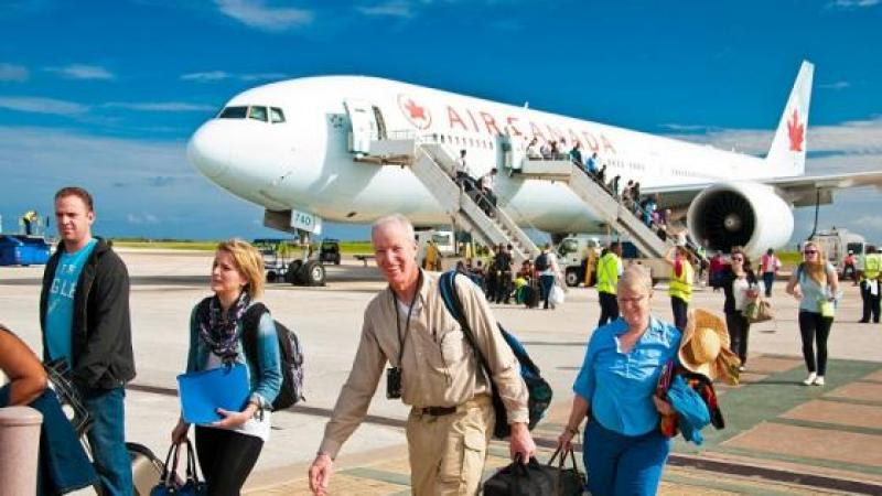 BARBADOS SEES RECORD-BREAKING TOURISM ARRIVALS FOR FIRST HALF OF 2015