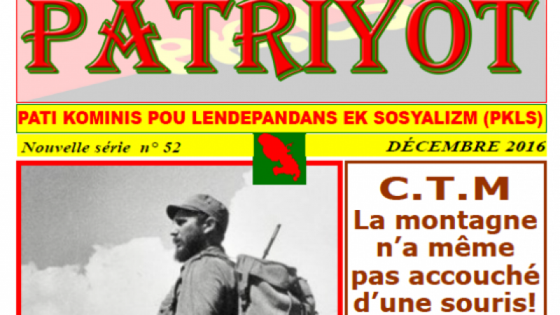 PATRIYOT #52