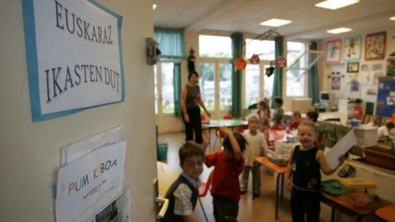 Enseignement en langue basque en danger !