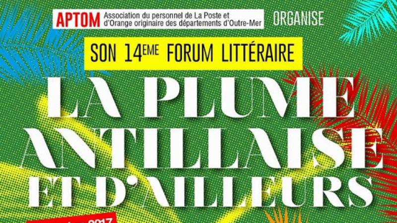 LA PLUME ANTILLAISE ET D'AILLEURS 2017