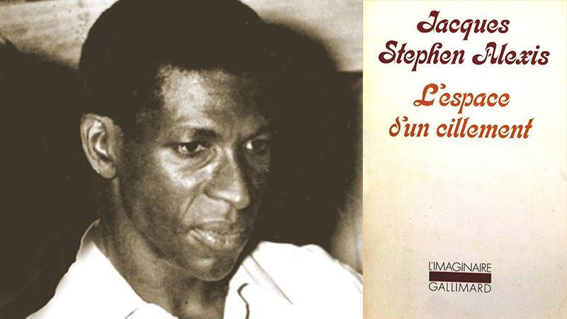 L'espace d'un cillement - Jacques-Stephen Alexis