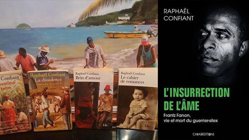Raphaël Confiant, écrivain prolifique et citoyen engagé