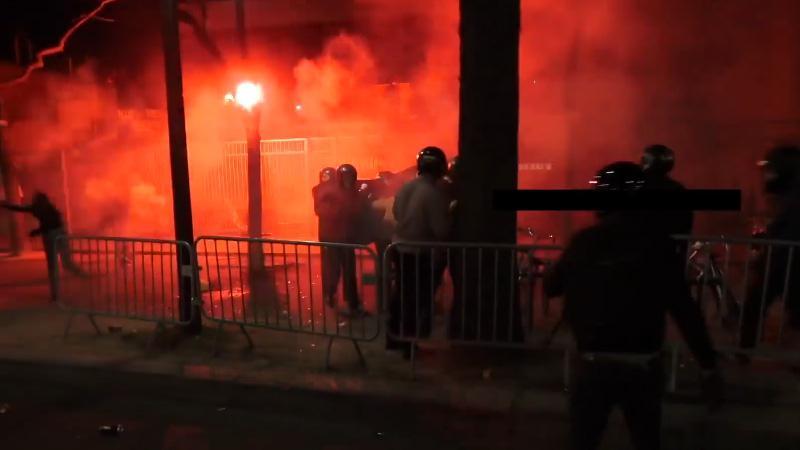 Agression contre les étudiants grévistes de la Fac de Tolbiac : leurs camarades du campus de Schœlcher sont prévenus !