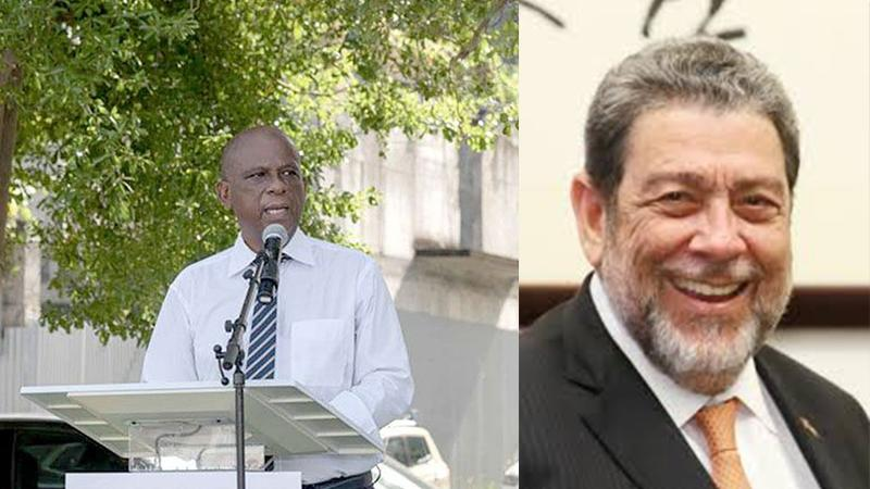Lettre de Christian Rapha, maire de St-Pierre, à Ralph Gonsalves, premier ministre de St-Vincent