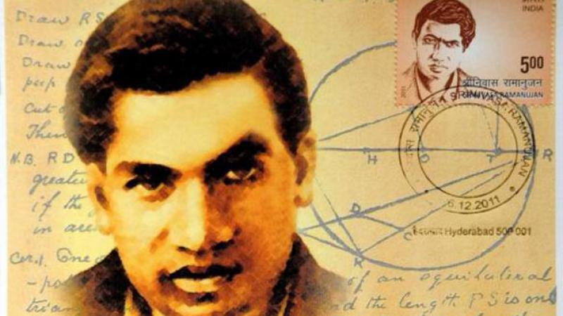 L'histoire du grand mathématicien Râmânujan, inspiré dans ses rêves par une déesse