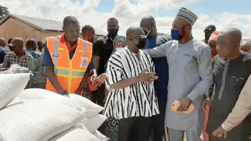 Le Ghana va devenir un exportateur net de riz d'ici 2024