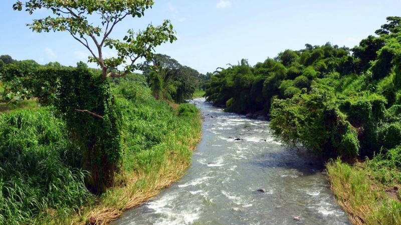 Des eaux potables et non potables en Martinique
