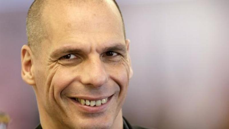 YANIS VAROUFAKIS WAS PRESIDENT OF A BLACK STUDENT UNION IN THE 1980S