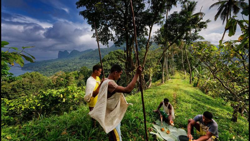 Perspectives économiques à Sao Tomé-et-Principe