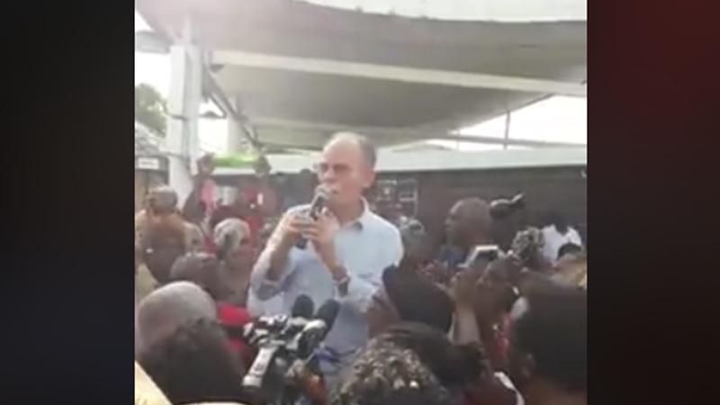 """Alfred Marie-Jeanne : """"Le tout est que la Martinique retrouve son honneur !"""""""
