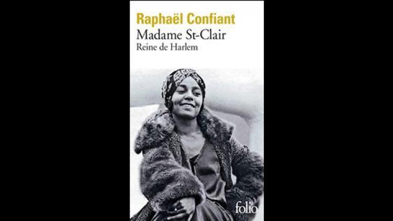 """Stéphanie St-Claire, reine de Harlem"" en livre de Poche FOLIO-GALLIMARD"