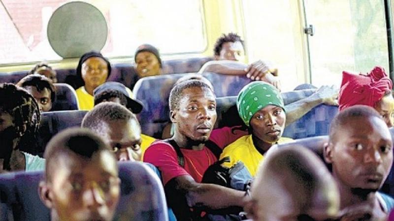 SJM-Haïti mande leta ayisyen pou kontribye nan pwoteje dwa migran yo Sendomeng