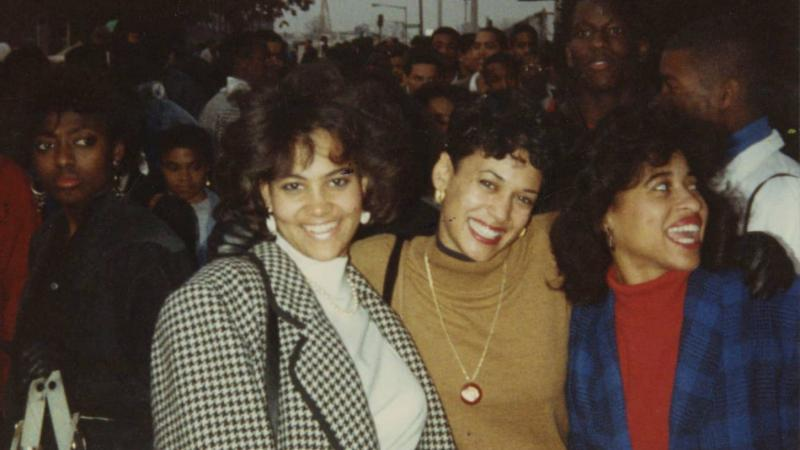 Kamala Harris grew up in a mostly white world. Then she went to a black university in a black city