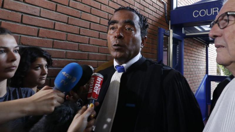 Alex Ursulet, l'avocat de Guy Georges, accusé de viol