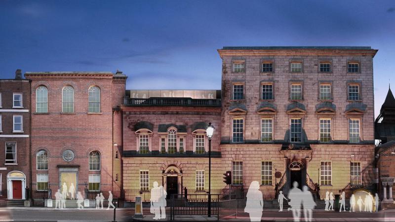 Un musée dédié à la littérature ouvre ses portes au coeur de Dublin