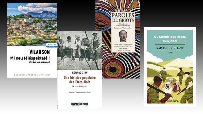 Serghe Keclard : mes 4 livres de l'année 2020